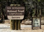 Big Bear Lake - Serrano Federal Campground