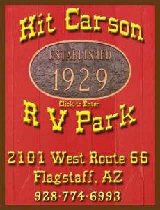 Kit Carson RV Park