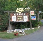 49er RV Ranch Oldest park in California for RV's