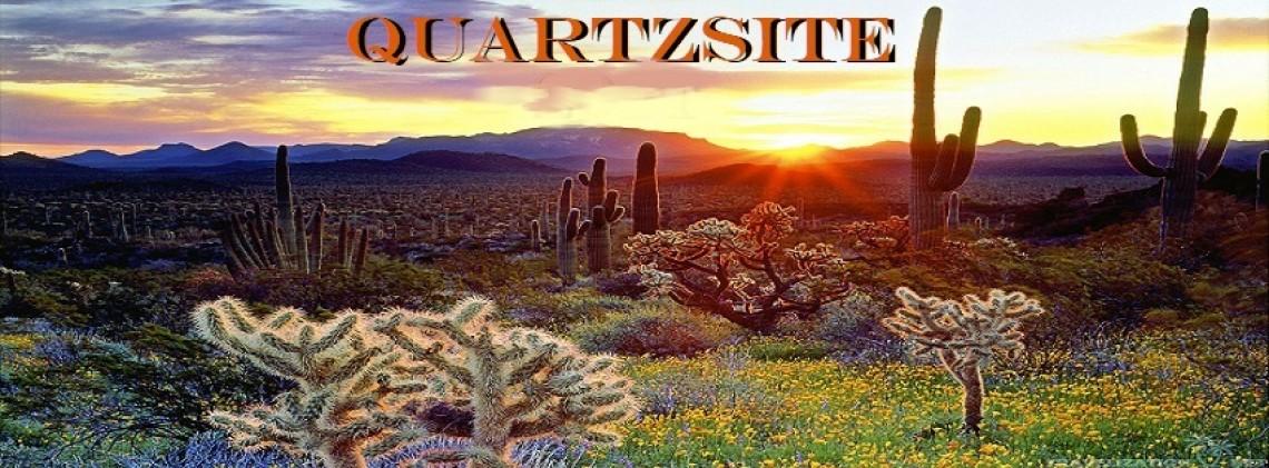 Quartzsite Arizona Annural RV & Tent Show Rally 2022