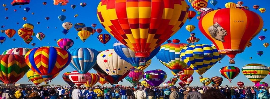 NM-Alburqurque International Hot Air Balloon Festival 2016