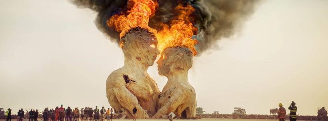 NV Burning Man Black Rock City Nevada 2017