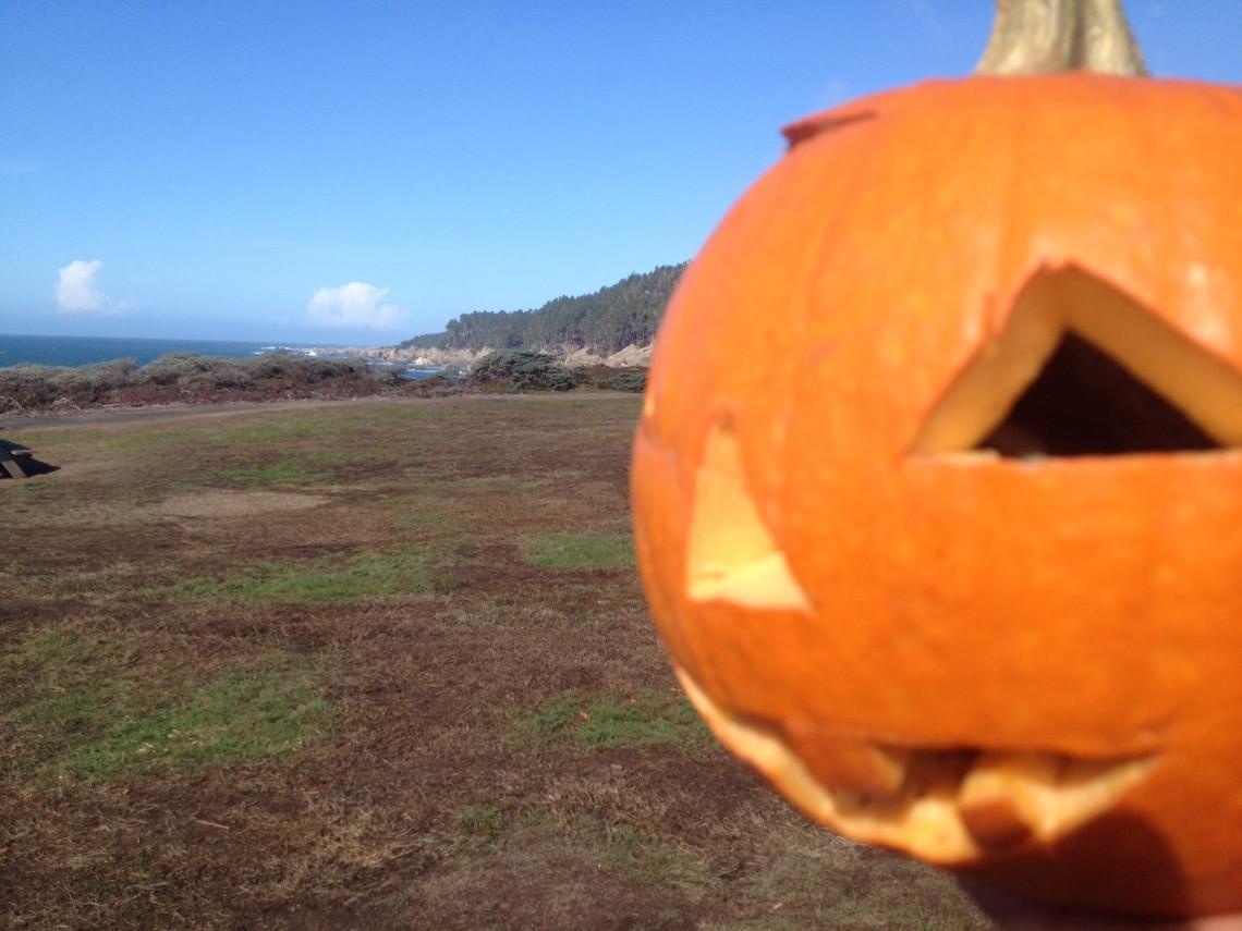 Halloween in Gurneville