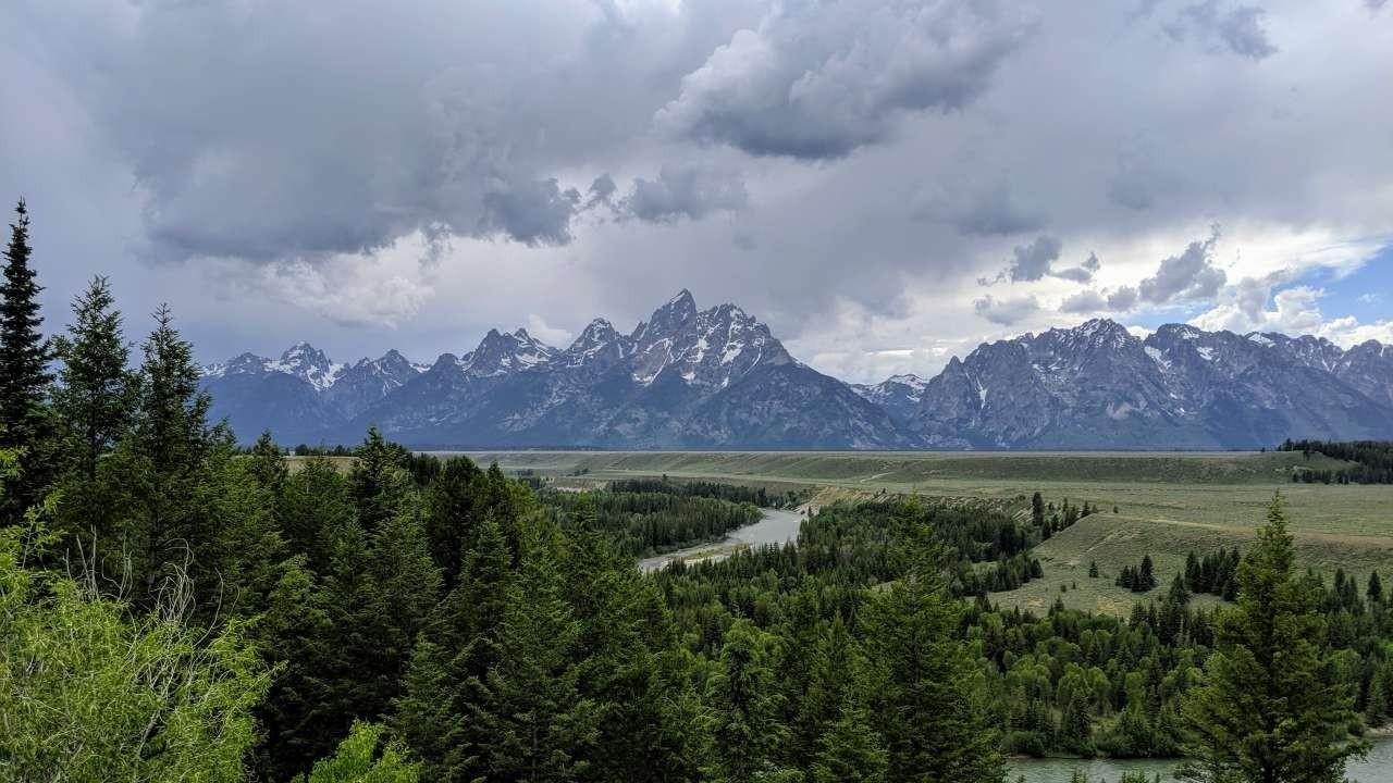 Grand Tetons National Park