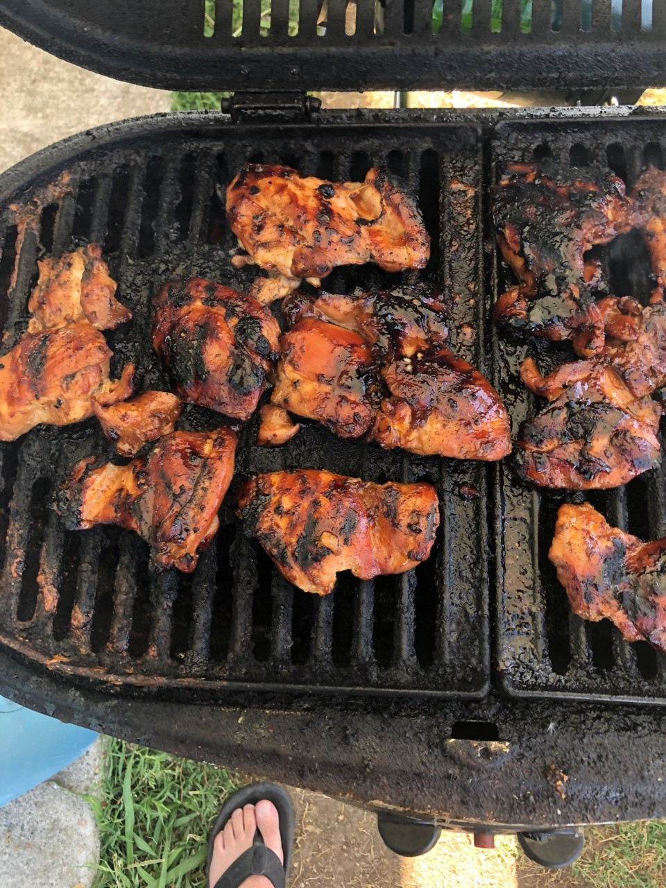 BBQ- fabulousness is enjoyed by Rainbow RV family and friends at the Napa California Wine Rally.  A Big Thank you to Mark and Dave of Sebastopol Ca.  for putting on a fabulous Wine Rally event on behalf of the Rainbow RV family of Campers and Rver's :)