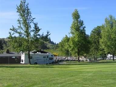 Rainbowrv Com Benbow Rv Resort Amp Golf Course