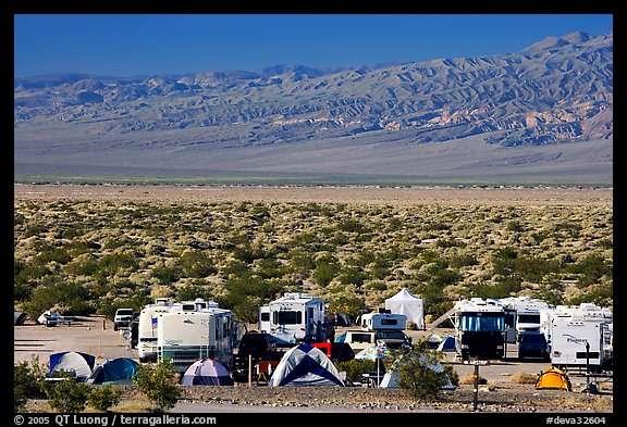 Rainbowrv Com Death Valley National Park Furnace Creek