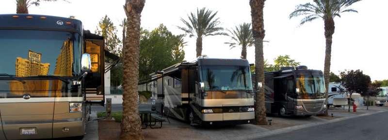 RainbowRV.com - Las Vegas Motorcoach Resort (Class A only)