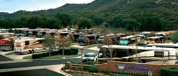 Rainbowrv Com Pechanga Rv Resort