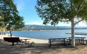 Big Bear Lake - Serrano Federal Campground